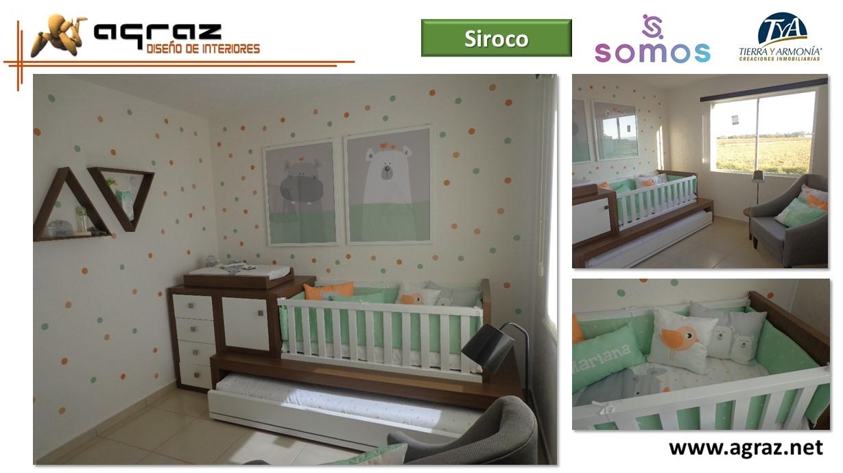 Tierra y Armonía - SOMOS - SIROCO - Rec. Bebé