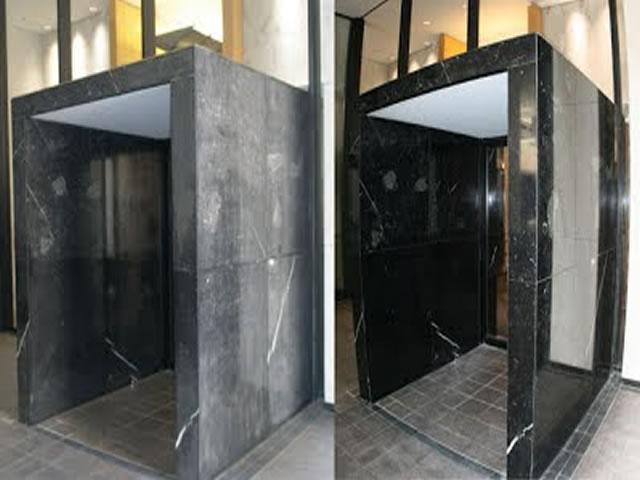 Dmlsoluciones pulido de pisos for Como brillar pisos de marmol