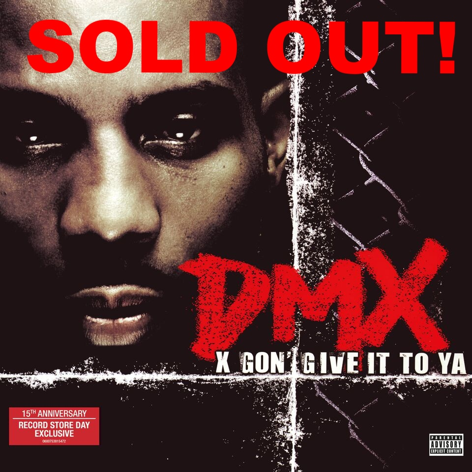 DMX - 'X Gon' Give It To Ya'