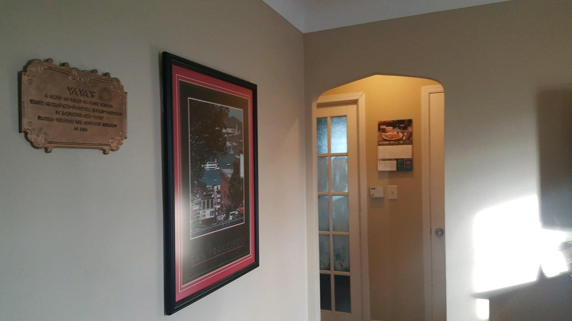 The Loft Entry