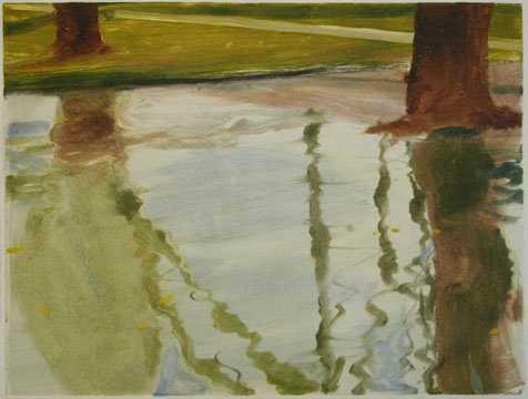 Don Williams, Pond Reflections #1