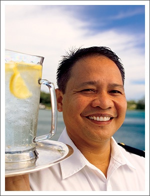Cruise beverage services||||