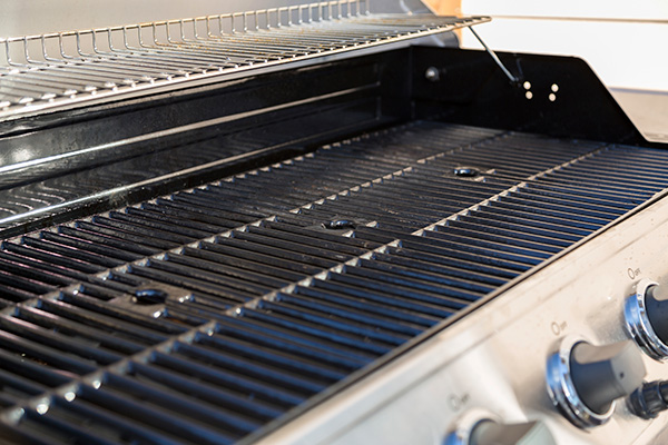 Commercial grill machine