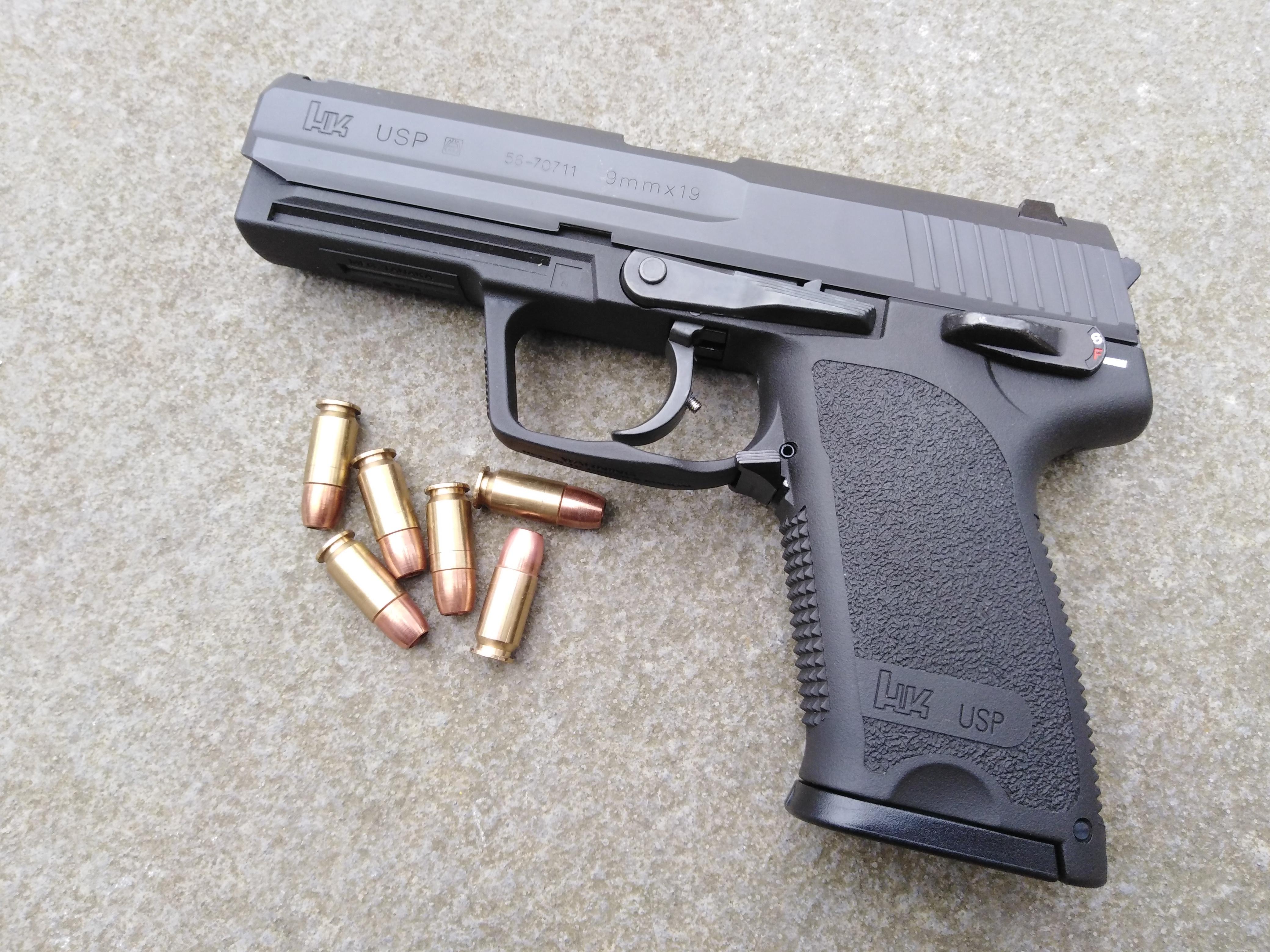 Tanaka custom H&K USP 9mm