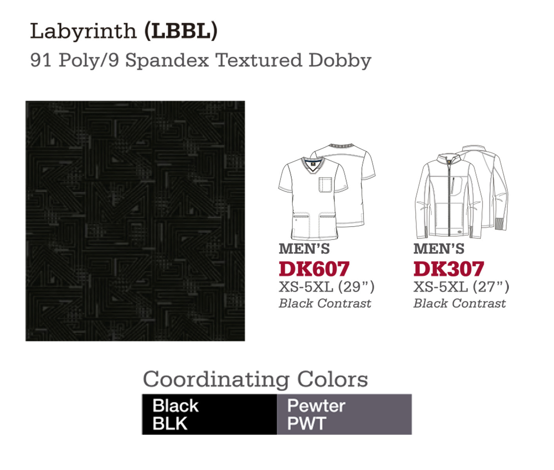 Labyrinth. DK607. DK307.