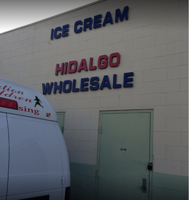 Paleteria Hidalgo Wholesale Ice Cream