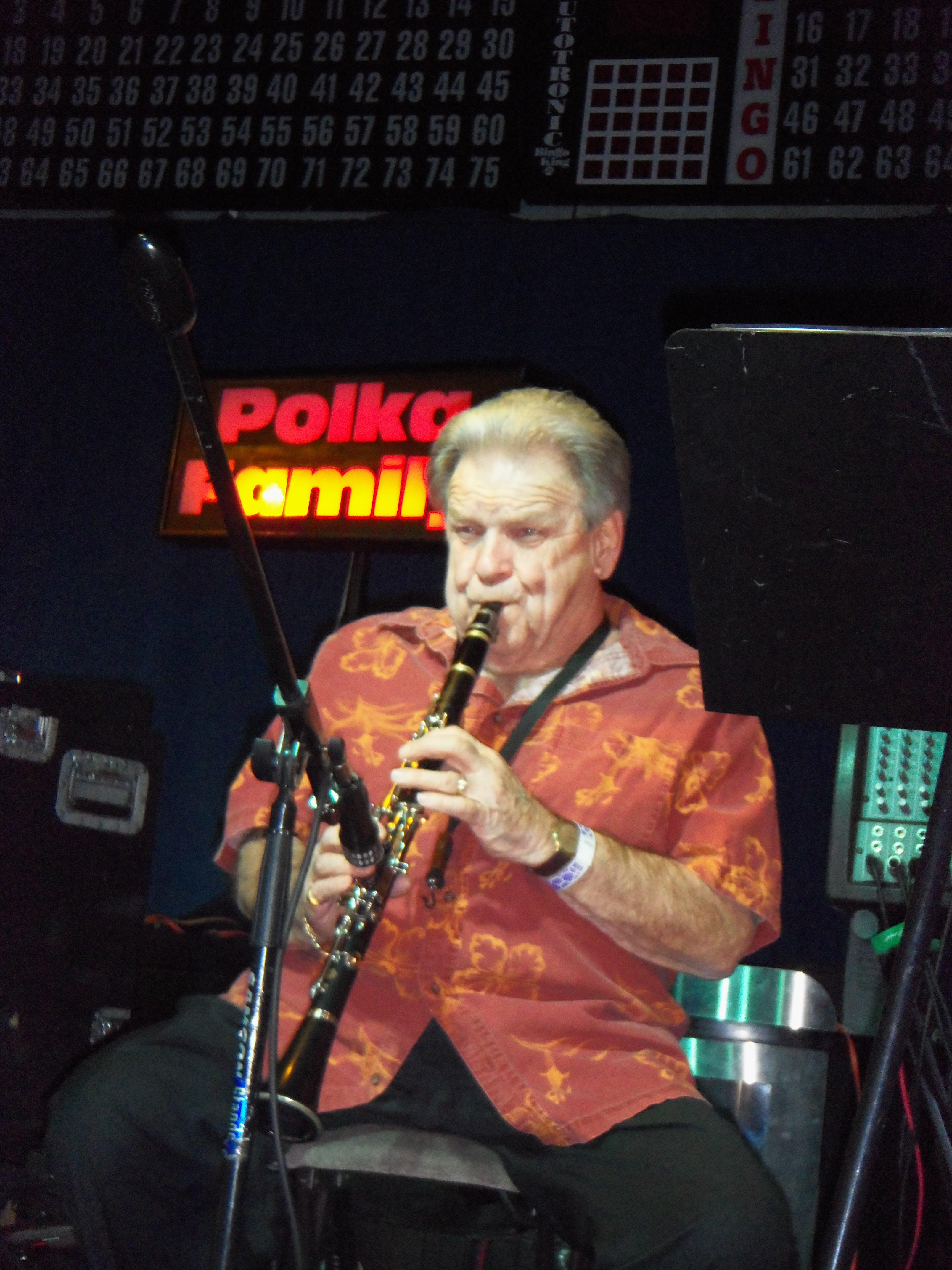 Eddie Madura; A Honky Polka Pioneer!