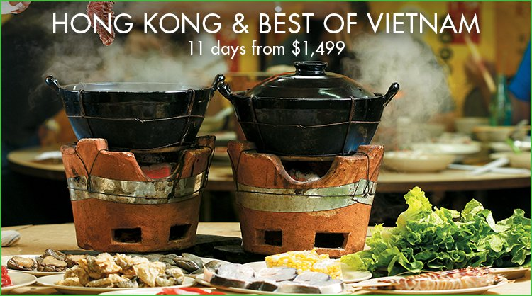 Hong Kong and the Best of Viet Nam