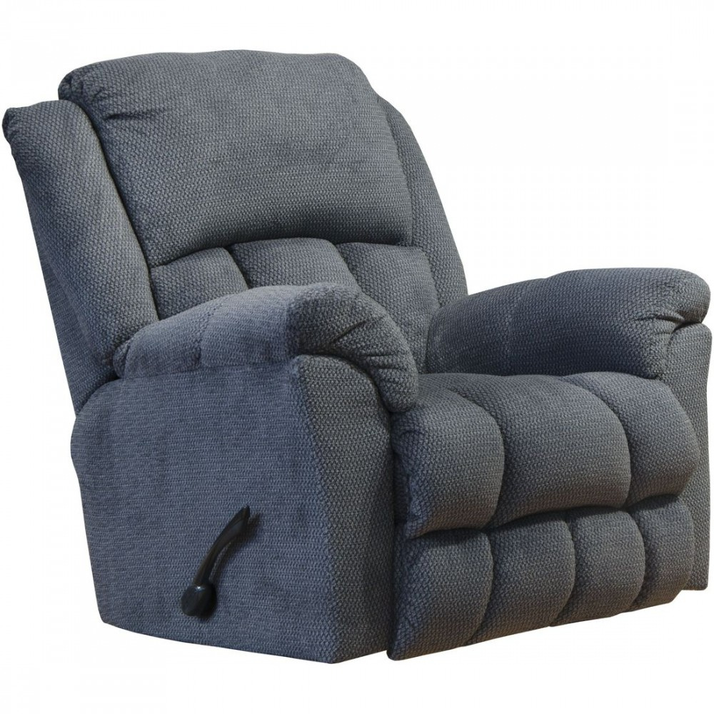 4211 Catnapper Recliner Blue-Grey