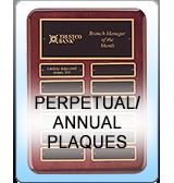 Perpetual Plaques Click for catalog