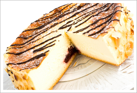 Nice looking cheesecake||||