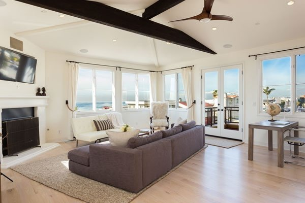 Manhattan Beach Townhouse