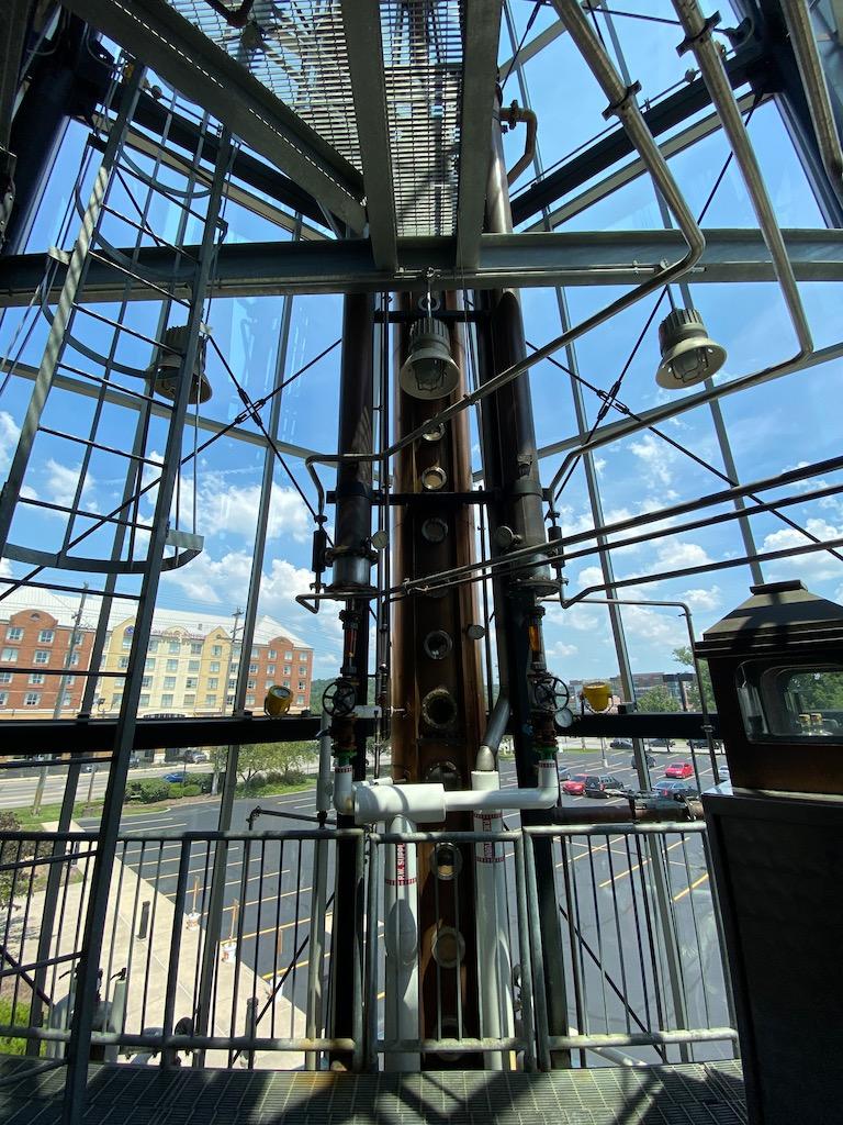 Column Still - New Riff Distilling Distillery