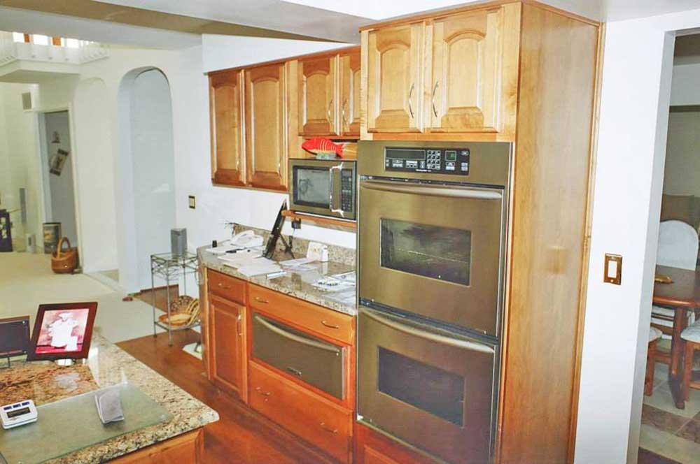 Wooden Kitchen 3