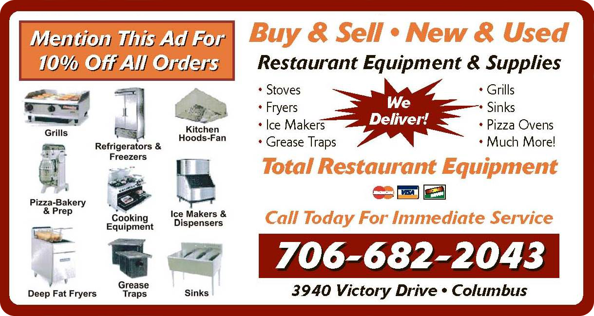 Restaurant Equipment Products