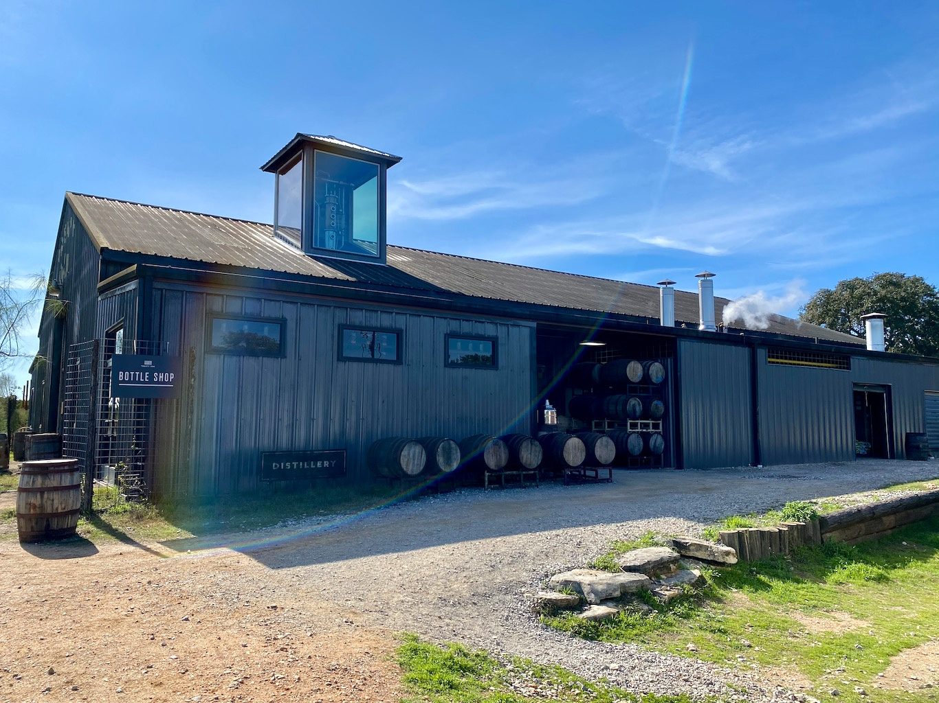 Distillery - Treaty Oak Distilling