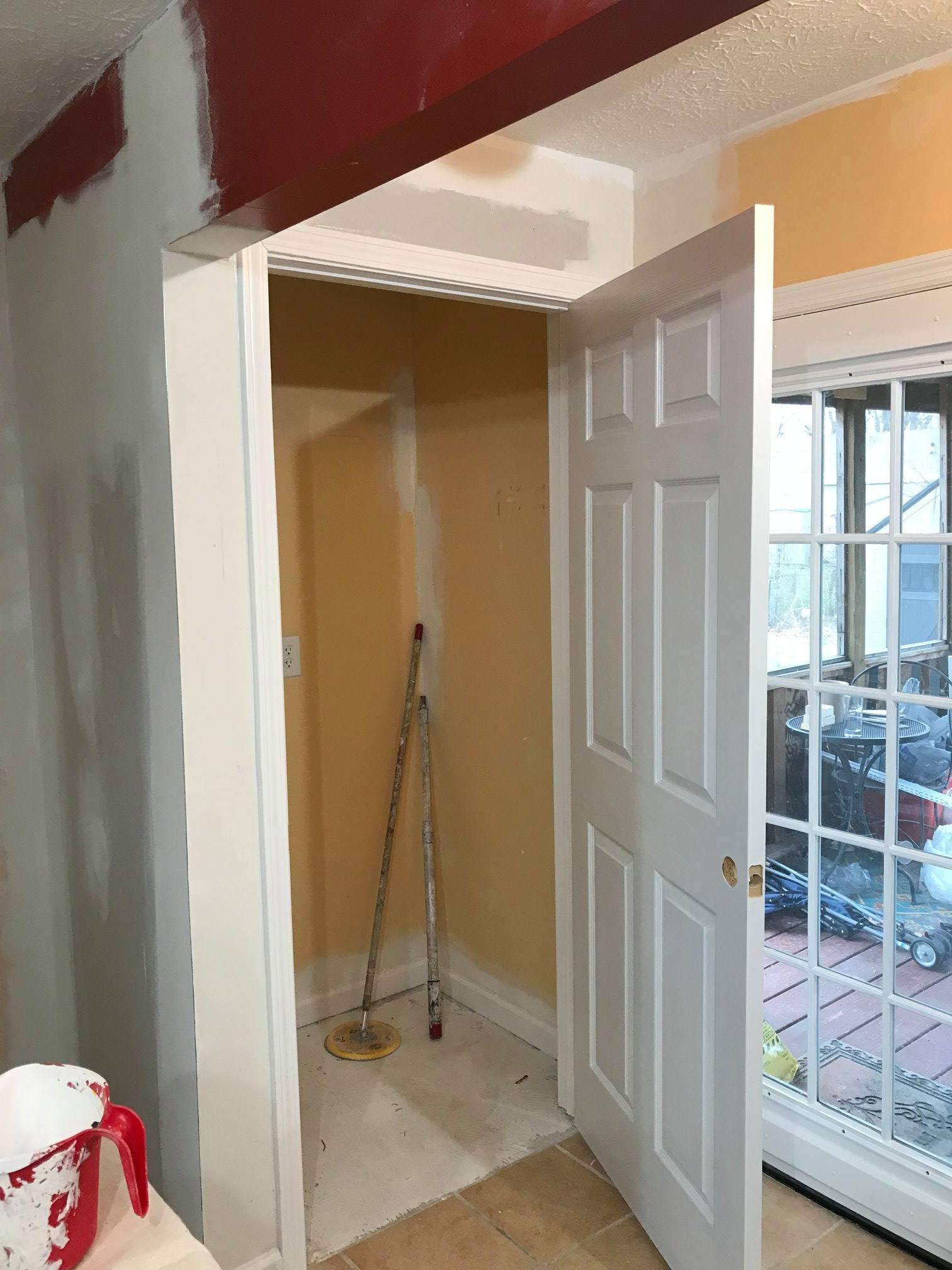 Kitchen Pantry Build (In Progress)
