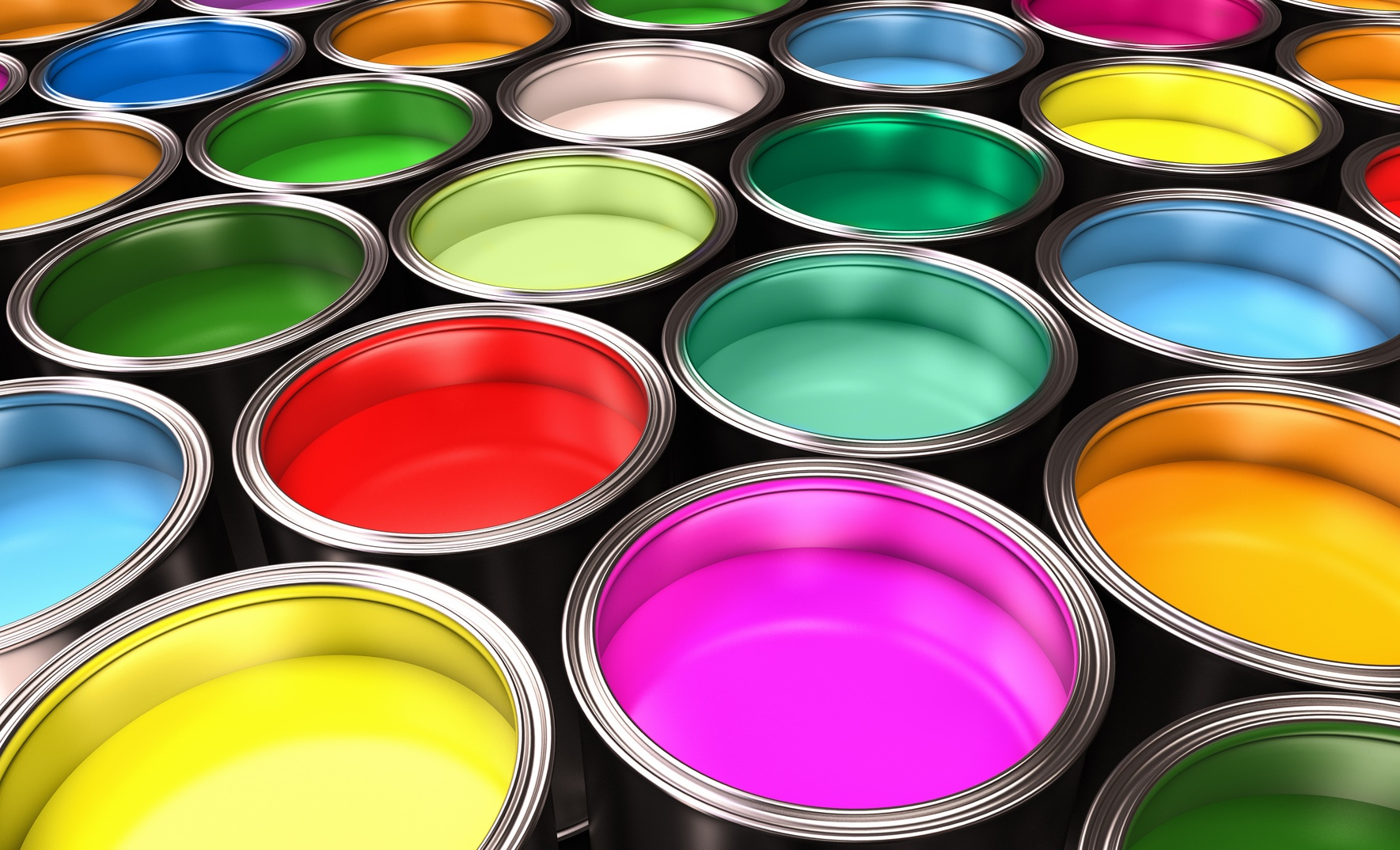 Buckets of paint in Ahwatukee AZ