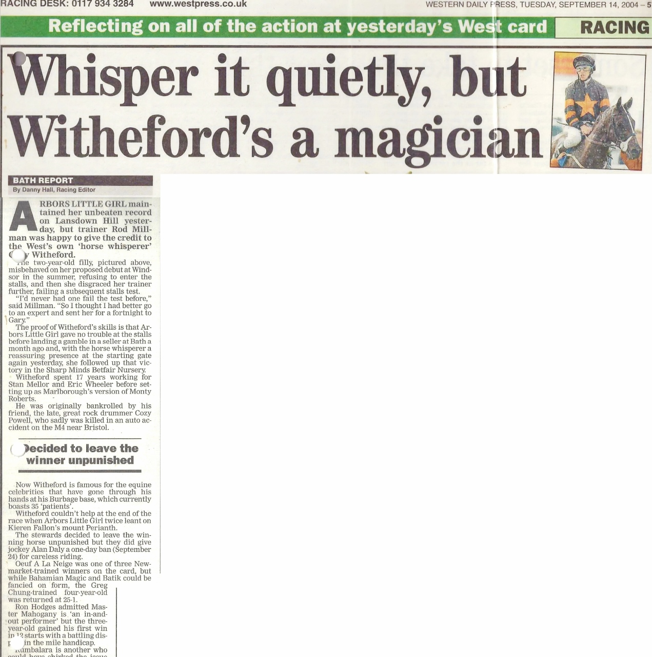 September 2004 - Western Daily Press