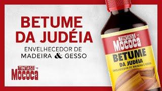 BETUME DA JUDÉIA ENVELHECEDOR DE MADEIRA