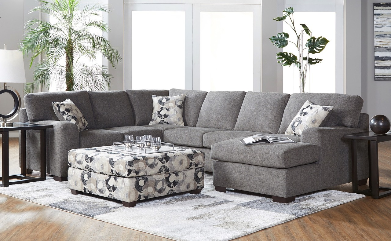 18800 3 Pc Sectional Blackstone