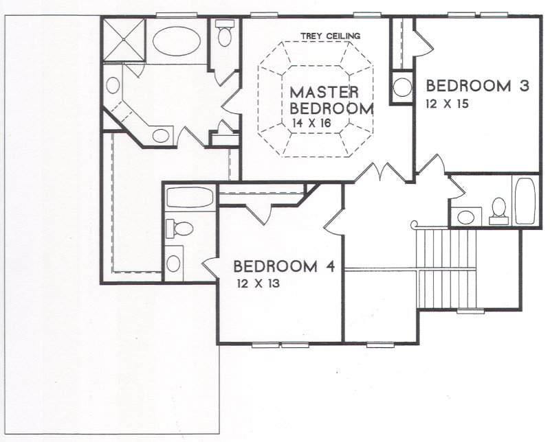 24-30 second floor plan