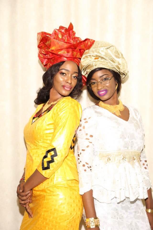 African Women in Costume