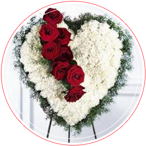 Rose Sympathy Flowers