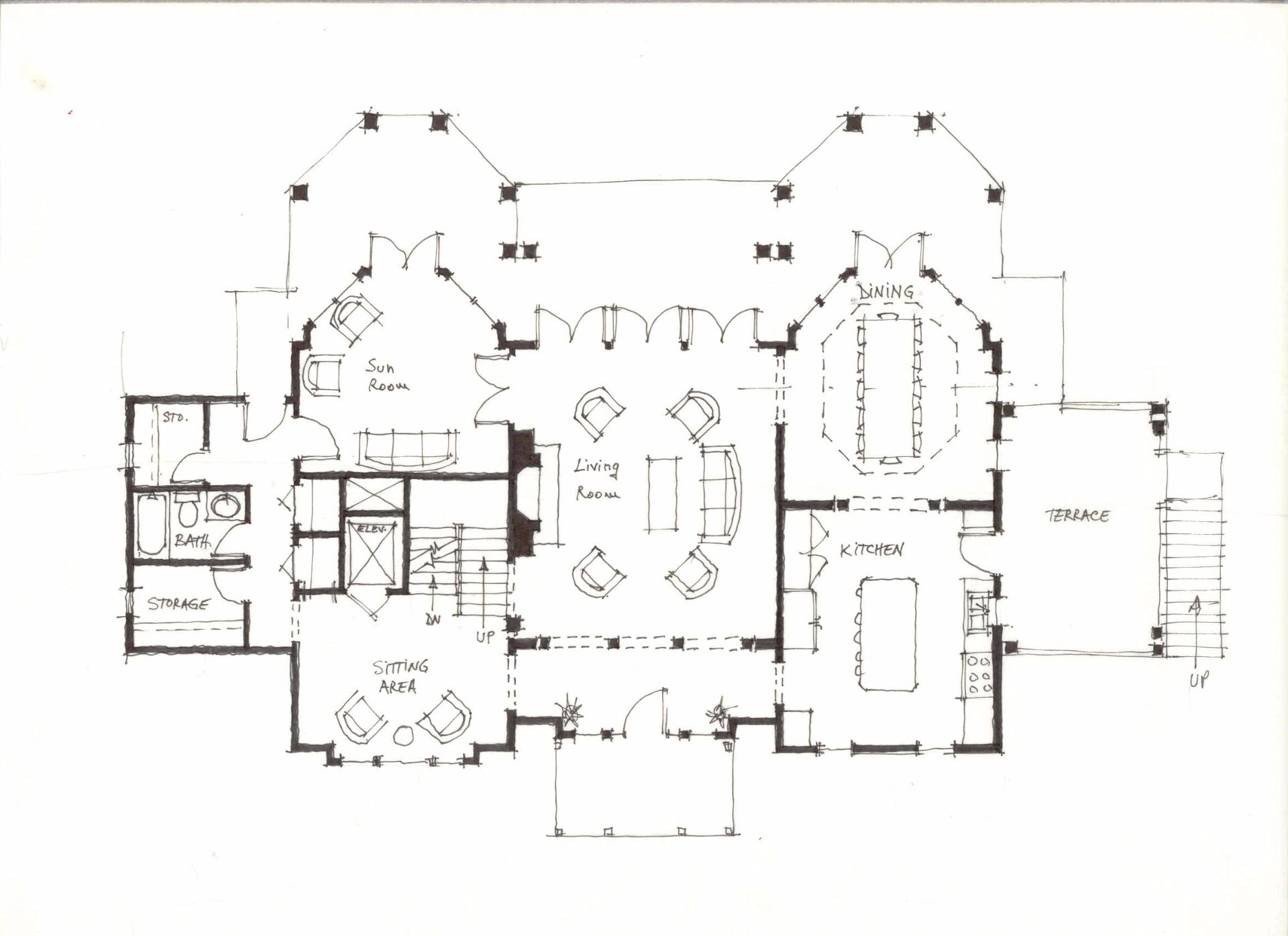 Keystone Designs - Architectural Services - The Architectural Process