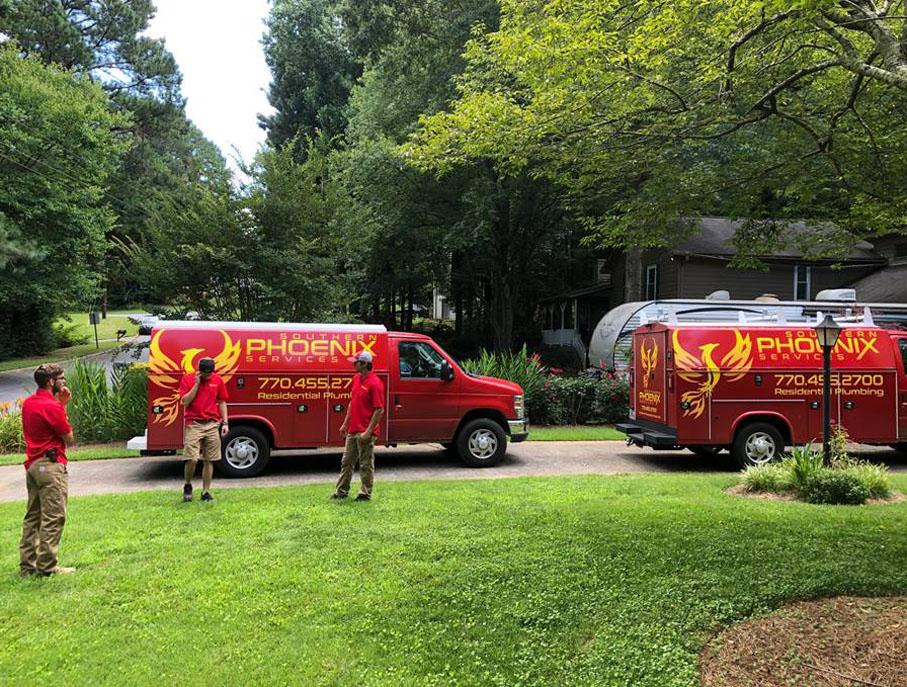 Plumbing Experts in Marietta, GA