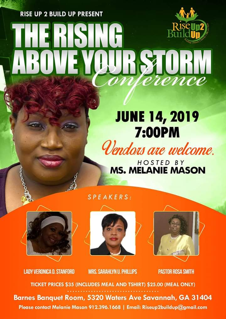 The Rising Above Your Storm