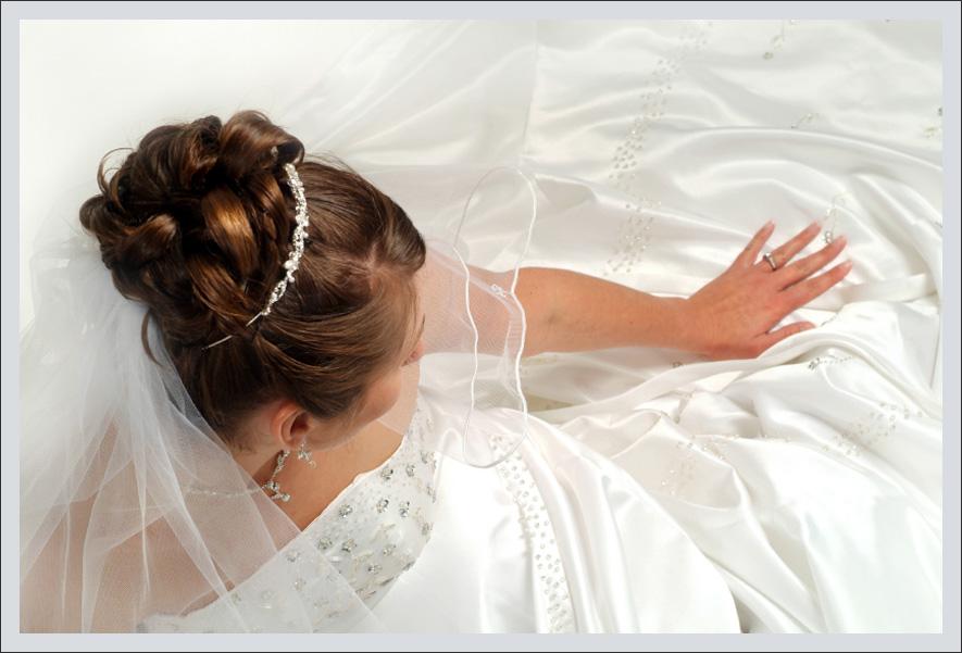 Wedding gown restoration||||