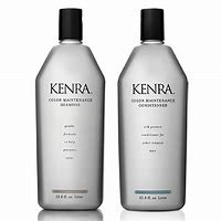 Image result for Kenra color safe shampoo and conditioner
