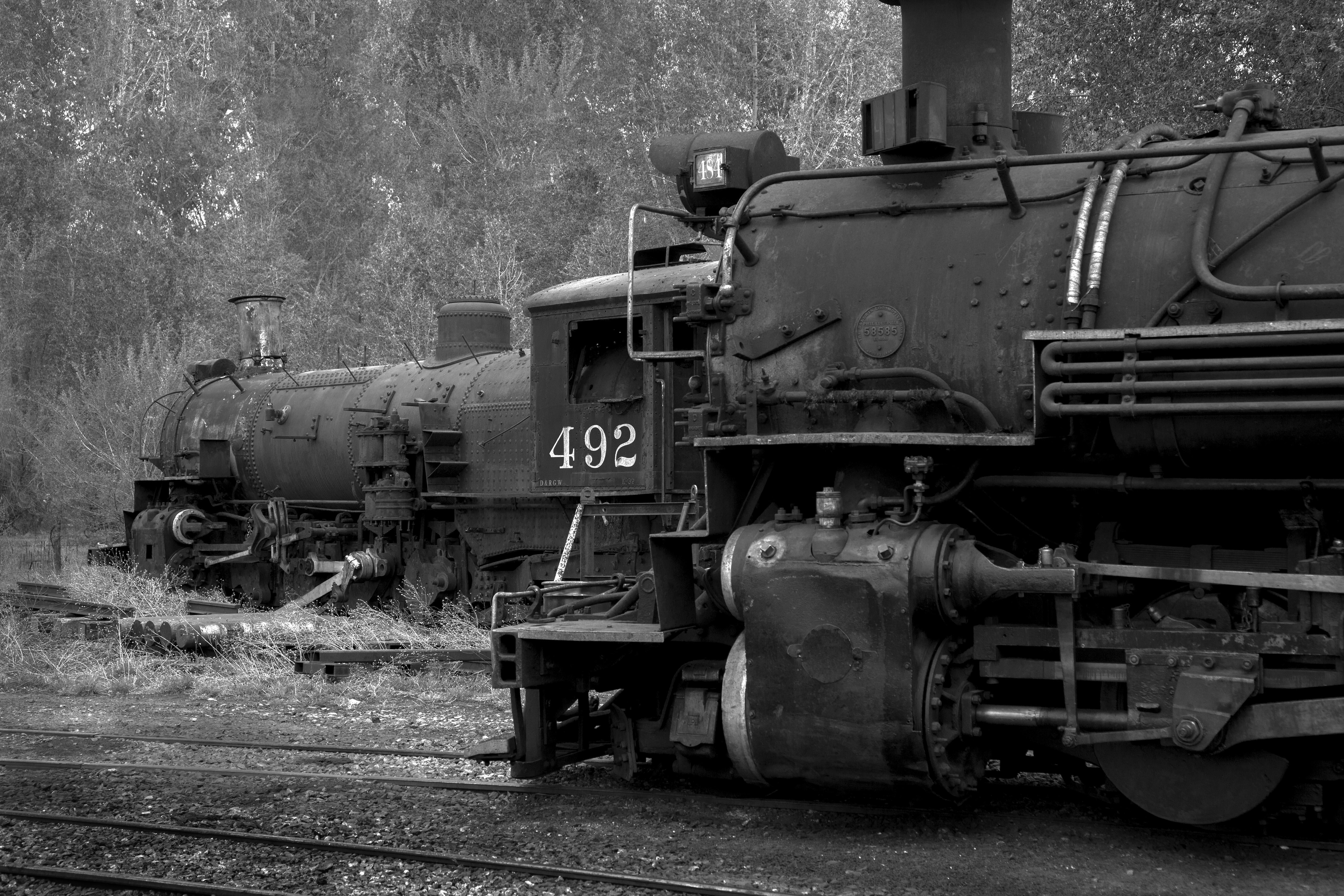 Chama Locomotives