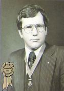 No. 21 Greg Arvay 1979-1980