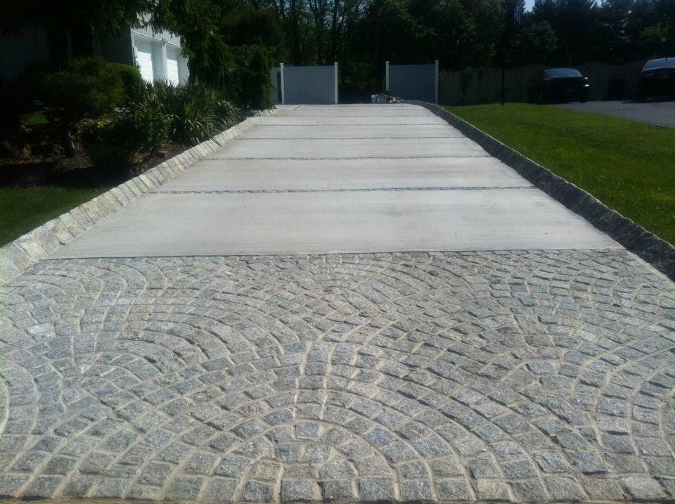 Well-Designed Driveway
