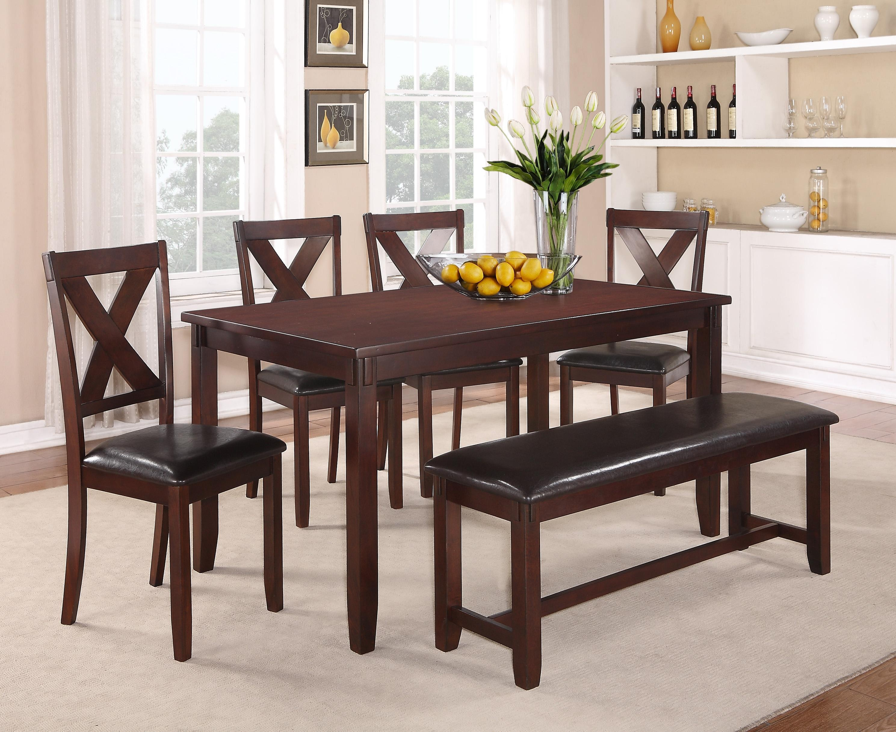 Furniture clearance center wood dinettes for Comedores homecenter