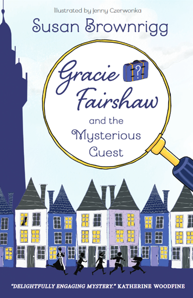 BUY GRACIE FAIRSHAW AND THE MYSTERIOUS GUEST