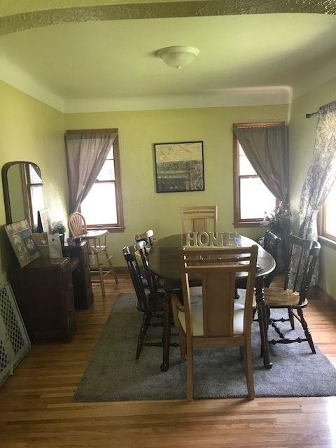 Hyacinth House Dining Room