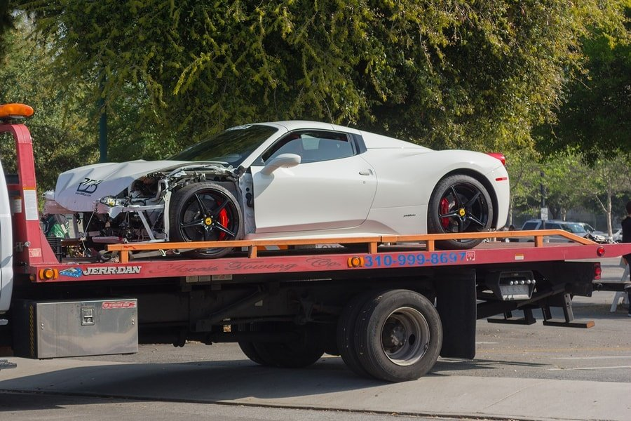 Race Car Towing