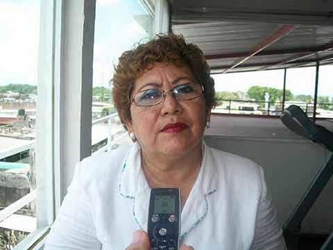 Sra. Elsa Simón Ortega.