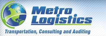 Metro Logistics, Inc. in New York, NY is your 3PL logistics destination specializing in Freight Management, Supply Chain Consulting, Freight Bill Auditing and more.