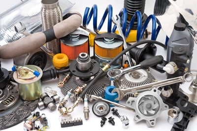 Various Auto Parts||||