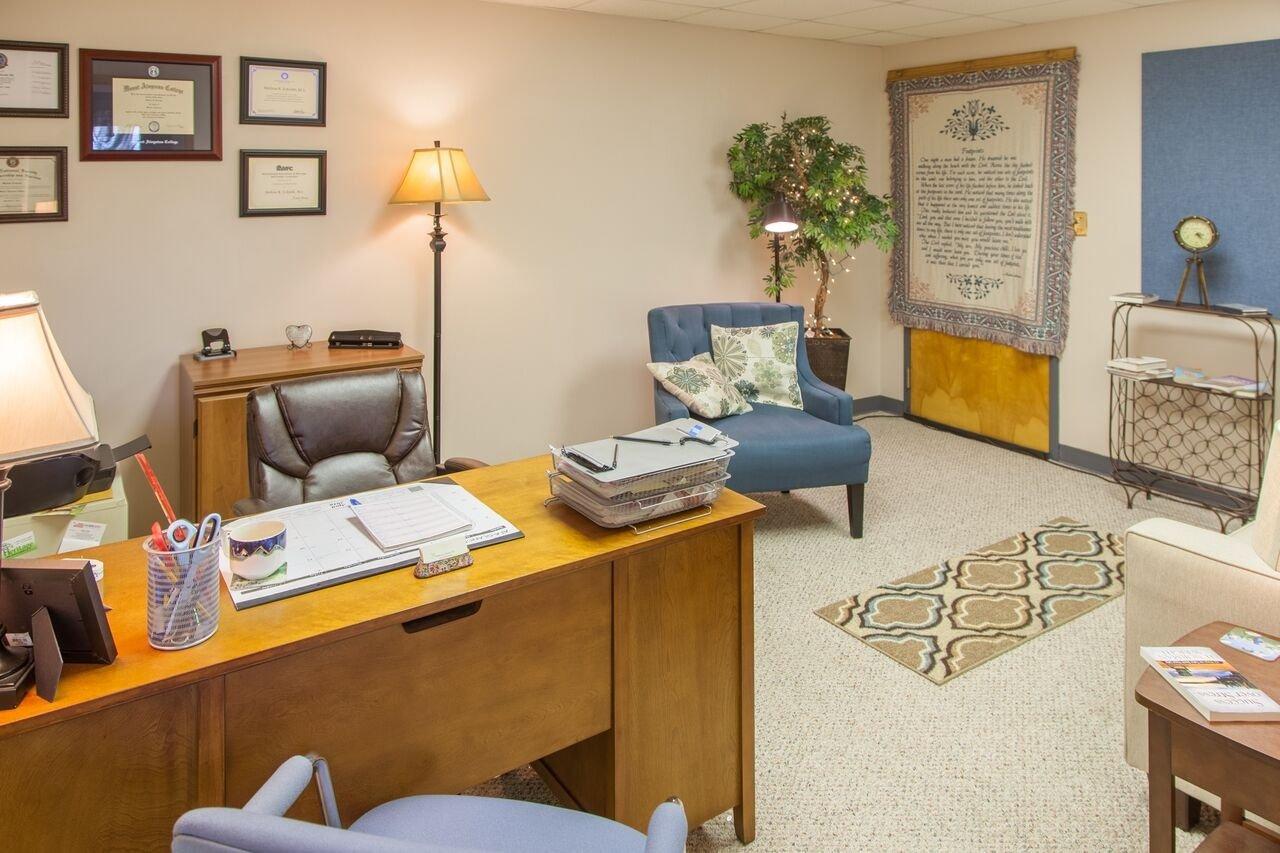 Melissa's Office
