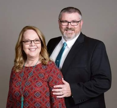 Dr. and Mrs. Phil Clayton