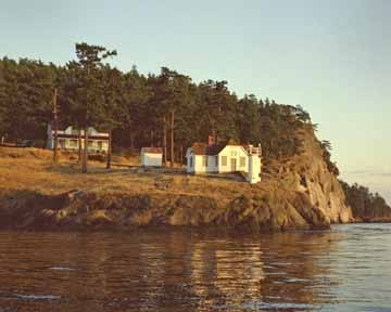 Turn Point Lighthouse, San Juan Islands