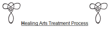 Healing arts treatment process    