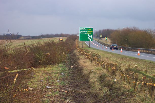 Site Clearance - Hertfordshire