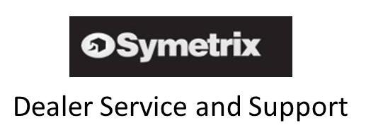 Symetrix Support