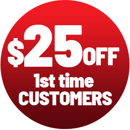 $24 OFF - First Time Customers
